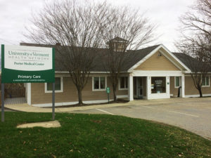 open door clinic vergennes office