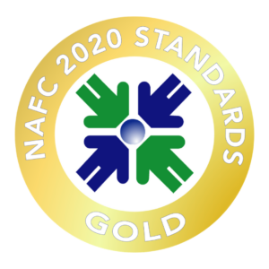 NAFC 2020 Standards Seal